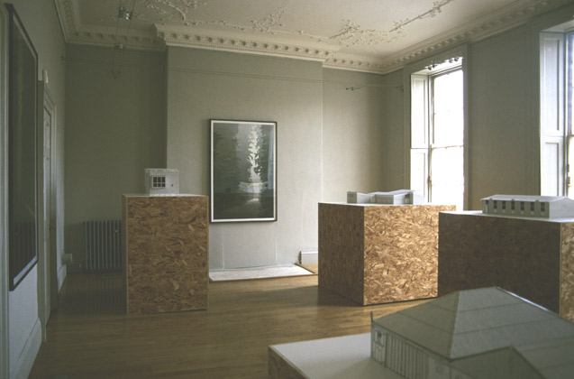 Bob Matthews & Mark Monaghan 'There is another World' (installation view at domobaal)