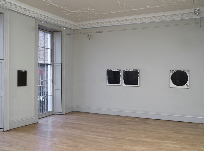 David Gates 'The Rural College of Art' installation view, photo by Andy Keate