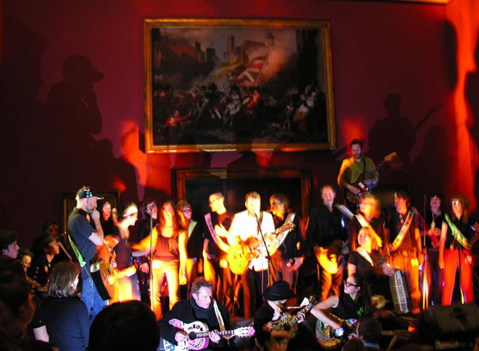 The Band of Nod at Tate Britain