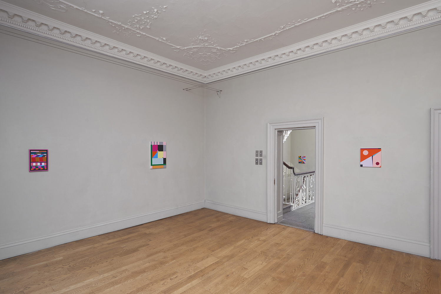 image: Lothar Götz 'Salvation' installation view, photo by Andy Keate